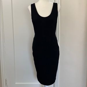 Tobi little black dress side boob vibes! 😂 sexy